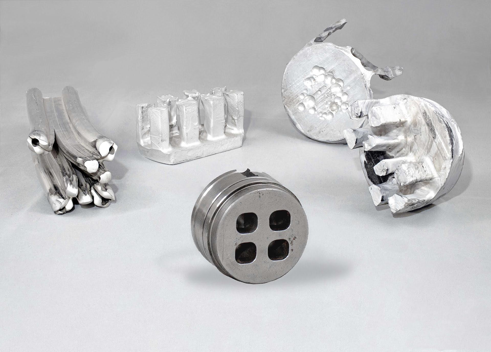 Matrize, Extrudieren, Strangpresse, Aluminium, Matrizenreinigung,Werkzeugbeize